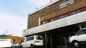 Centrum Onkologii[br] ma zwolnić 300 osób