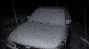 Śnieg w Mochnaczce Wyżnej Kontakt 24/krzysiek9971