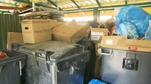 Trzaskowski w sprawie śmieci: to przejściowe problemy