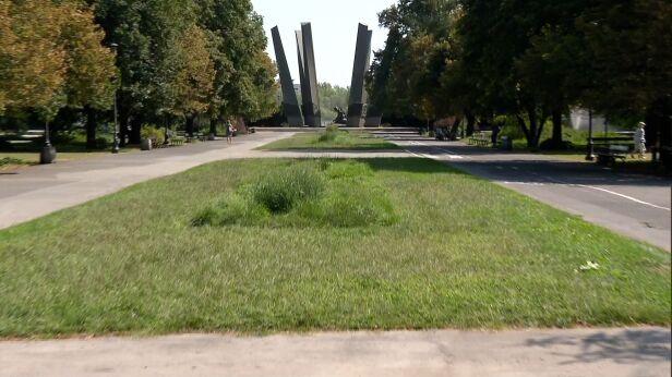 Pomnik miał by stanąć w Parku im. Marszałka Edwarda Rydza-Śmigłego, w alei Ks. Stanka TVN24