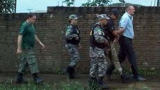 """Człowiek, który """"zabijał"""" Amazonię aresztowany. Grozi mu prawie 50 lat więzienia"""