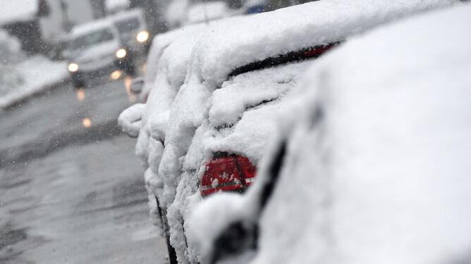 Śnieg opanował Europę. <br />W Niemczech ofiara śmiertelna