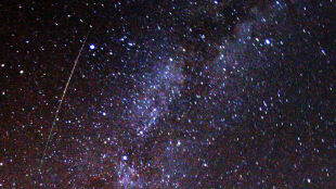 Spadające gwiazdy na polskim niebie. Sprawdź, gdzie je dostrzeżesz