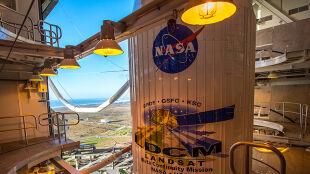 Z tych zdjęć korzystają rządy i Google. Nowy satelita wzmocni program Landsat